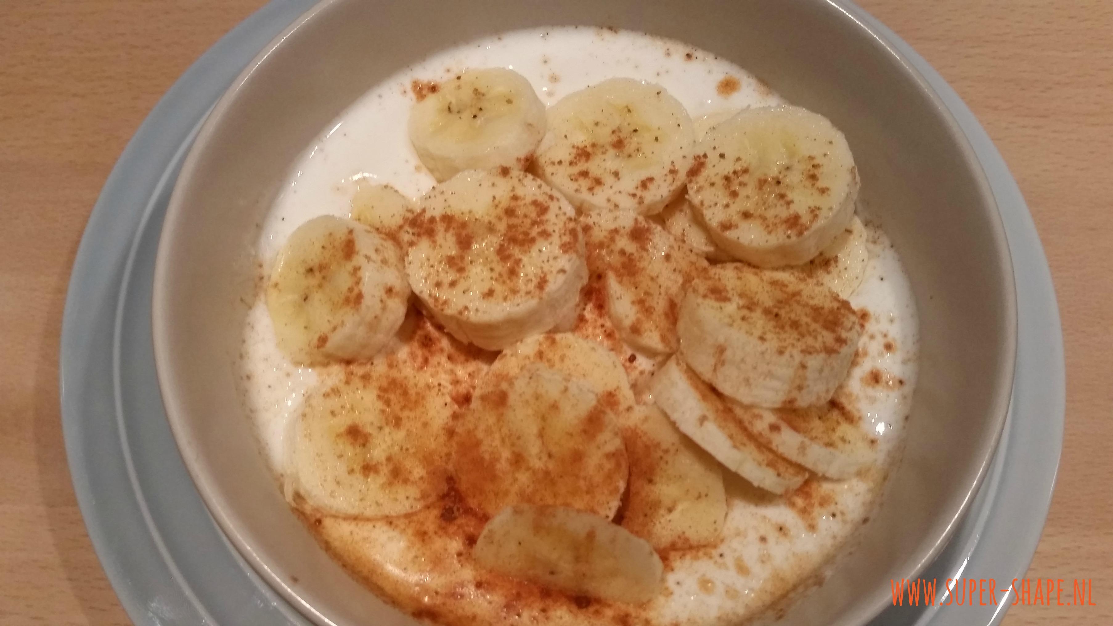 ontbijt met kwark