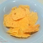 Koolhydraatarme kaas chips