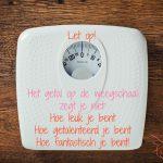Waarom je gewicht niet altijd een goede graadmeter is voor resultaat