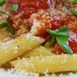 Koolhydraatarme pasta bolognese