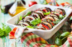 Koolhydraatarm recept voor provencaalse groetenschotel