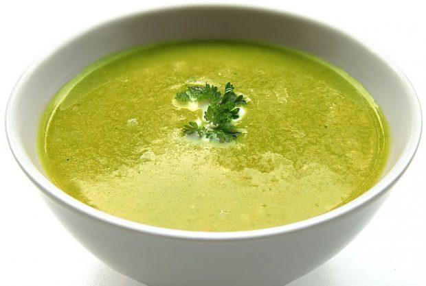 recept voor koolhydraatarme soep