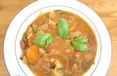 koolhydraatarme ribollita soep