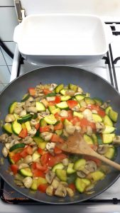 koolhydraatarm vegetarisch recept PowerSlim