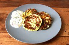 Koolhydraatarm recept voor aardappel rosti