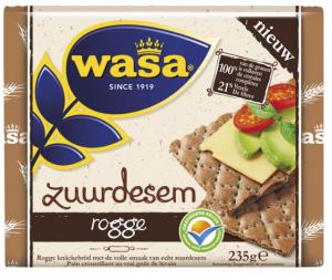 Gezonde crackers wasa rogge
