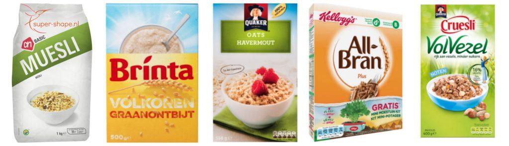 gezonde-ontbijtgranen