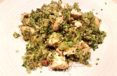 koolhydraatarme broccoli rijst