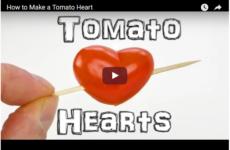 tomaten hartjes koolhydraatarm
