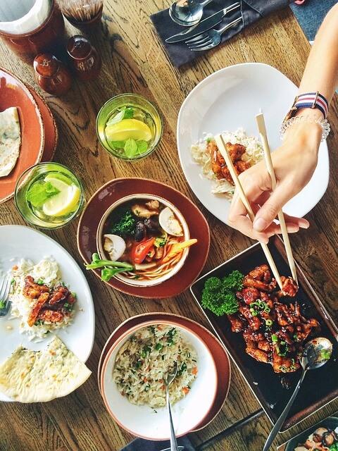 Koolhydraatarm uit eten