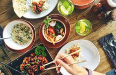 Koolhydraatarm eten bij de 'Chinees'