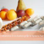 Waarom vitamine D zo belangrijk is tijdens het afvallen én op gewicht blijven