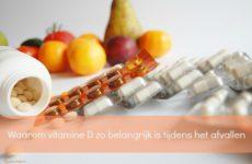 Vitamine D en afvallen