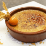 Suikervrije crème brûlée